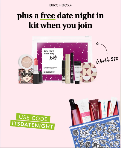 Birchbox Coupon – Free Kits with New Subscriptions