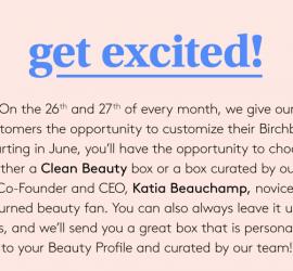 Birchbox June 2020 Curated Box Reveals