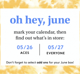 Birchbox June 2020 Sample Choice & Curated Box Reveals