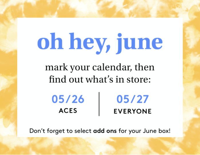 Birchbox June 2020 Sample Choice & Curated Box Reveals