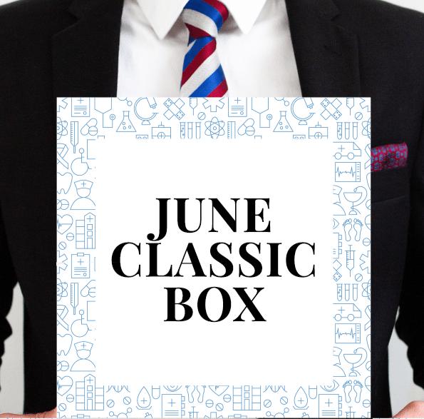 Gentleman's Box June 2020 Spoiler!