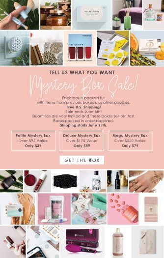 Bombay & Cedar Mystery Box Sale!