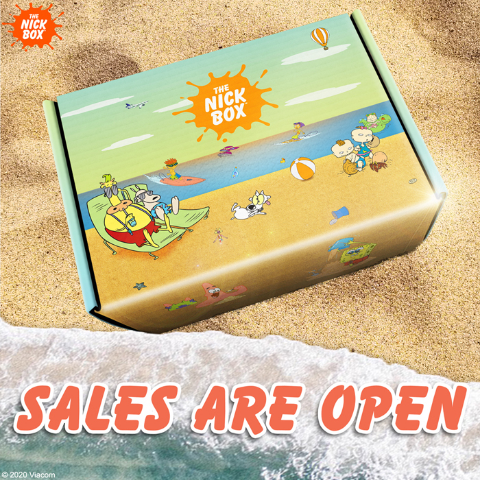 The Nick Box Summer 2020 Box – On Sale Now + Theme Spoiler