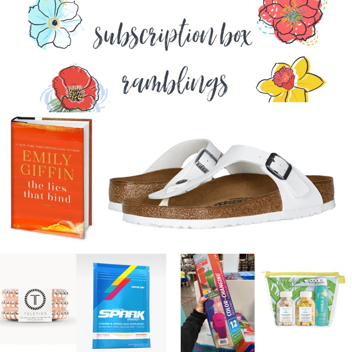 Subscription Box Ramblings Summer 2020 Giveaway!