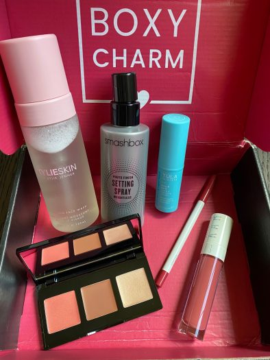 BOXYCHARM Subscription Review - June 2020 + Free Gift Coupon Code