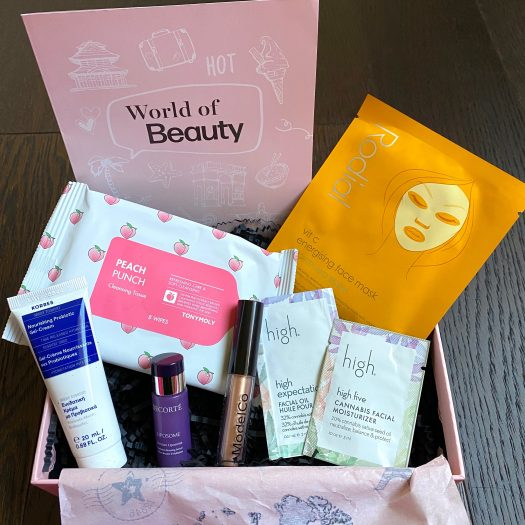 GLOSSYBOX Review + Coupon Code - June 2020