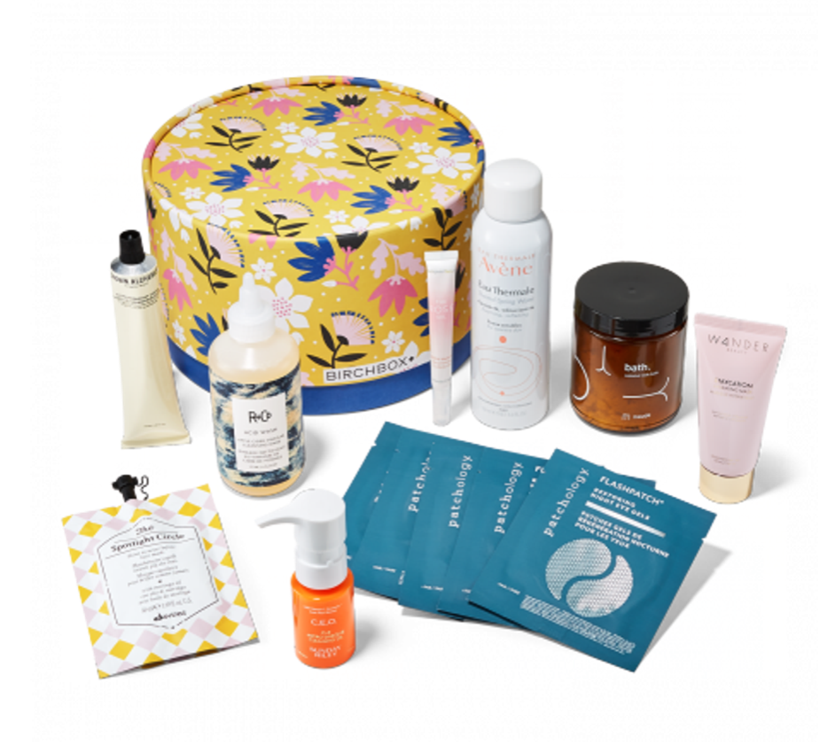 Birchbox Limited Edition:Spa Day Box – On Sale Now + Coupon Codes!