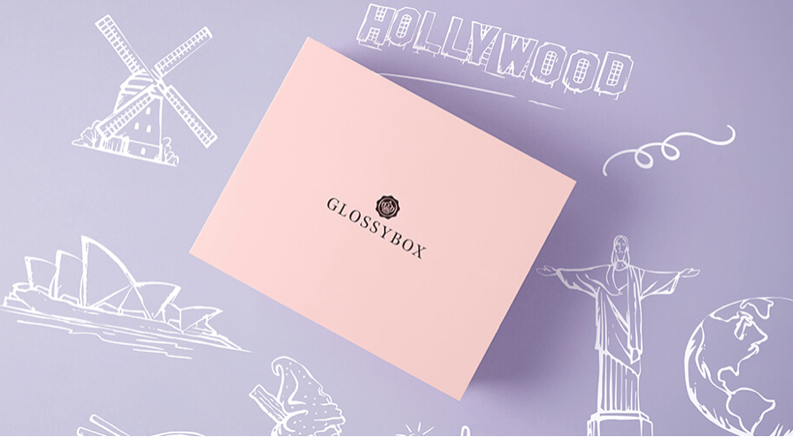 GLOSSYBOX Free Box with New 12-Month Subscription!