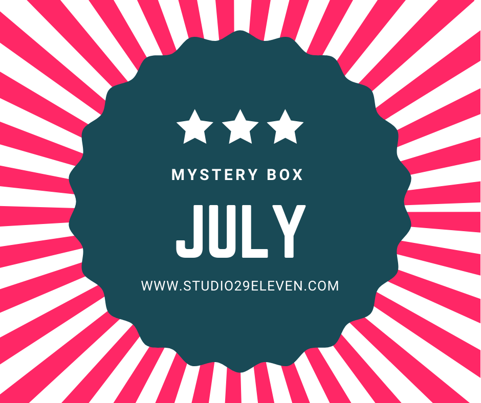 Studio 29 Eleven July 2020 Mystery Box – On Sale Now