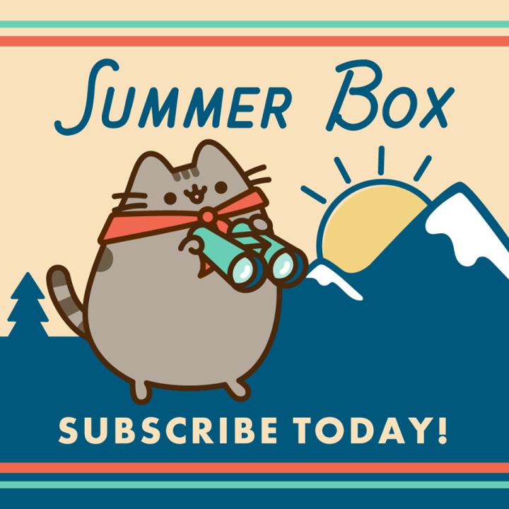 Pusheen Summer 2020 Box – On Sale Now + Spoiler #1