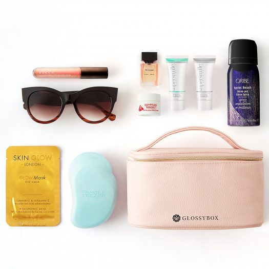 GLOSSYBOX Limited Edition Summer Essentials Bag – On Sale Now!