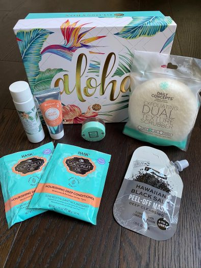 GLOSSYBOX Review + Coupon Code - July 2020