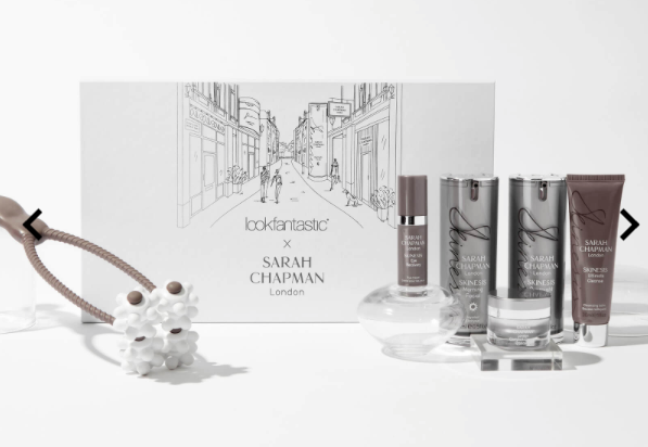 lookfantastic x Sarah Chapman Limited Edition Beauty Box – On Sale Now!