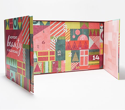 Qvc Christmas Schedule 2020 QVC Beauty Christmas in July Advent Calendar 24Pc Collection   On