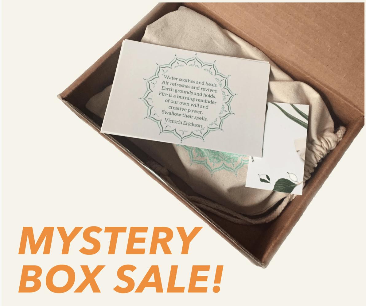 BuddhiBox Mystery Box – On Sale Now!