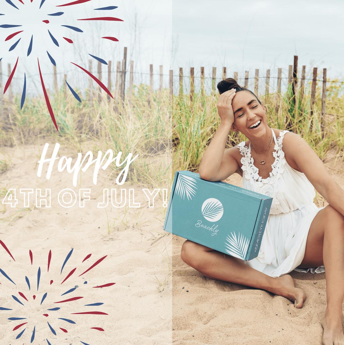 Beachly 4th of July Sale – Free Bonus Box