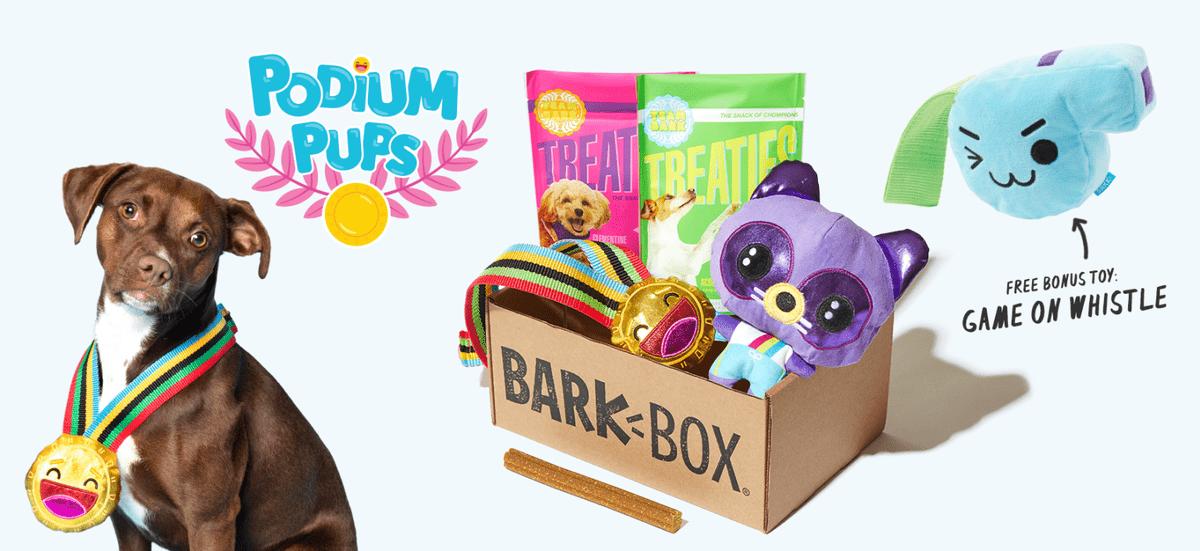 BarkBox Coupon Code – Free Extra Toys!
