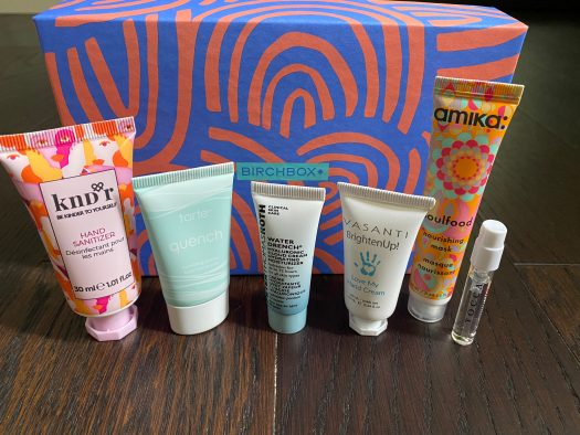 Birchbox Review + Coupon Code - August 2020