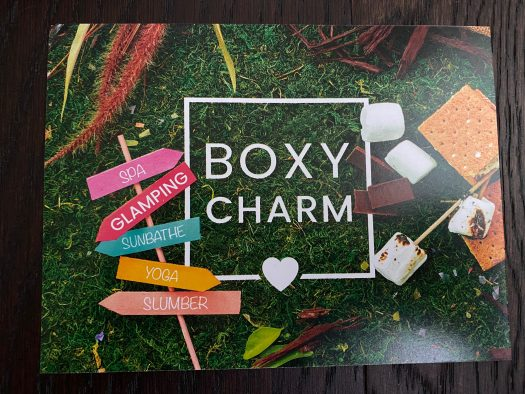 BOXYCHARM Subscription Review - August 2020 + Free Gift Coupon Code