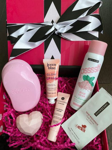 GLOSSYBOX Review + Coupon Code – August 2020