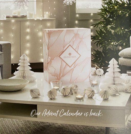 2020 GLOSSYBOX Advent Calendar – Coming Soon