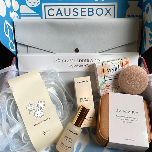 CAUSEBOX Summer Intro Box Review + Coupon Code - August 2020