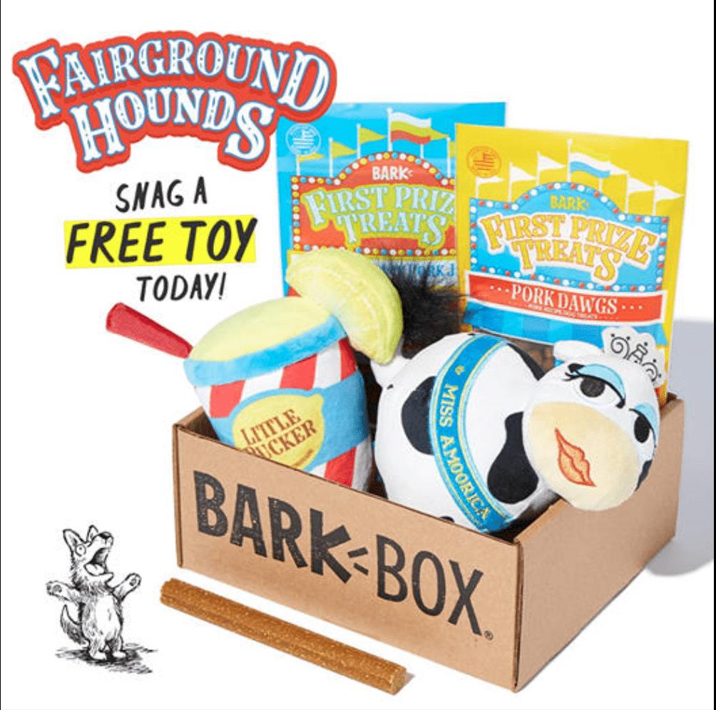 BarkBox Coupon Code – August 2020 Spoilers + Free Bonus Toy!