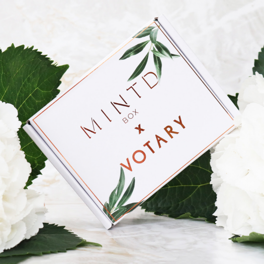 MINTD x Votary September 2020 Spoilers #1 and #2 + Coupon Code!
