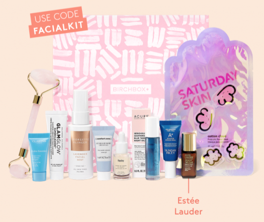 Birchbox Coupon Code – Free Facial Kit with Annual Subscription