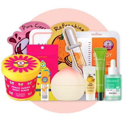 TONYMOLY August 2020 Bundle – On Sale Now!