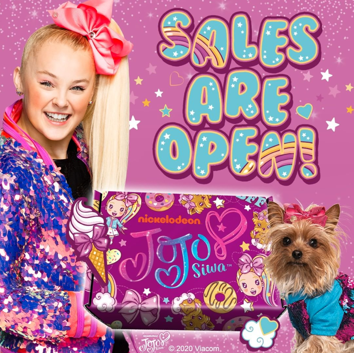 The Jojo Siwa Box Fall 2020 Box – Spoilers #1 & #2