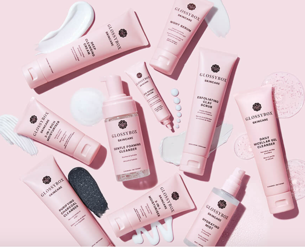 GLOSSYBOX Skincare Collection – Now Available