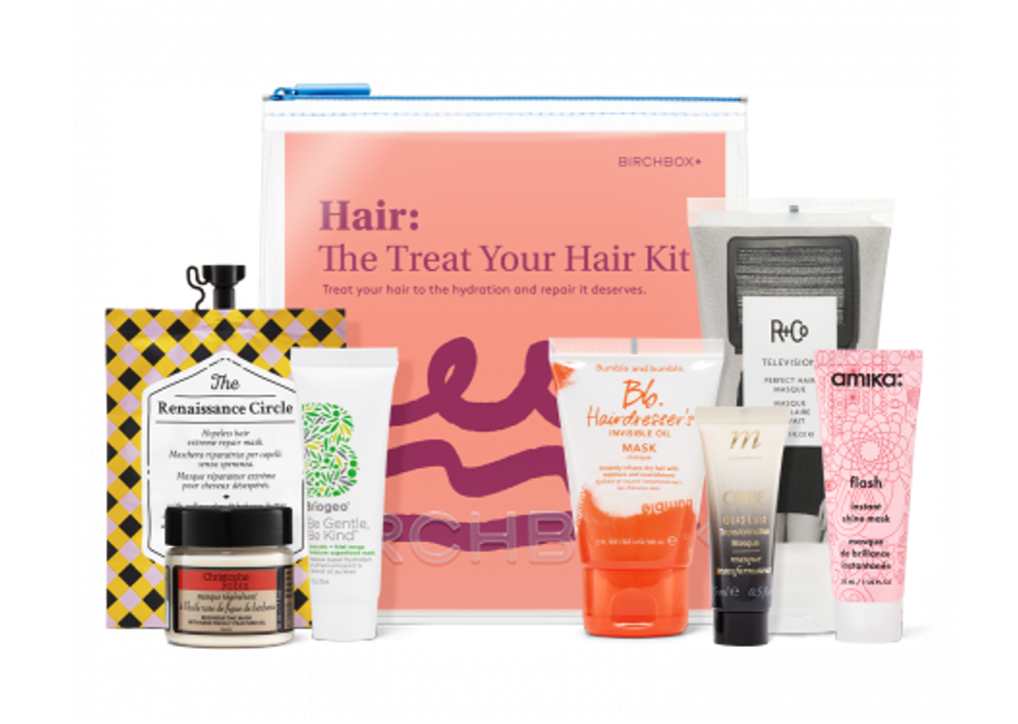 Birchbox The Treat Your Hair Kit – On Sale Now
