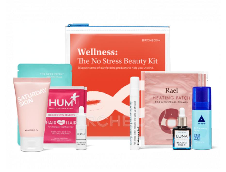 Birchbox The No Stress Beauty Kit – On Sale Now
