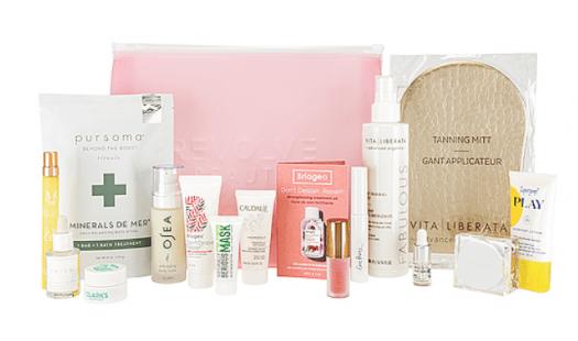 REVOLVE Beauty Clean Beauty Bag – On Sale Now!