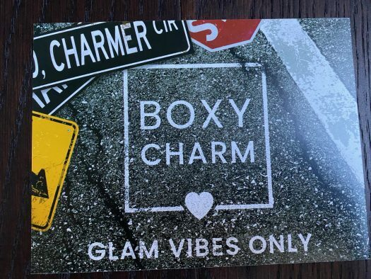 BOXYCHARM Subscription Review - September 2020 + Free Gift Coupon Code