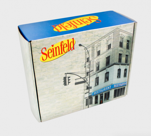 Fall 2020 Seinfeld Box from CultureFly On Sale Now + Theme Spoiler