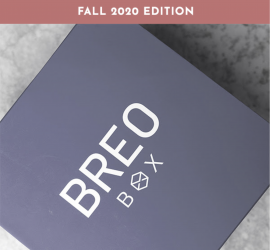Breo Box Labor Day Coupon Code - Save $25!