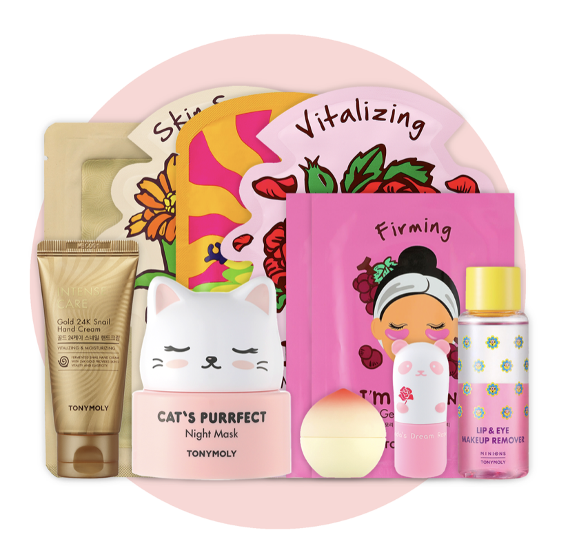 TONYMOLY September 2020 Bundle – On Sale Now!