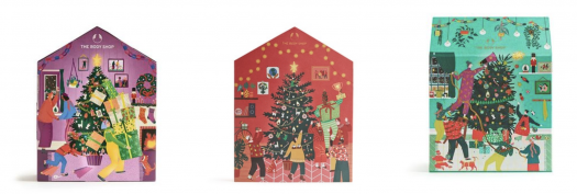 The Body Shop 2020 Advent Calendars – On Sale Now