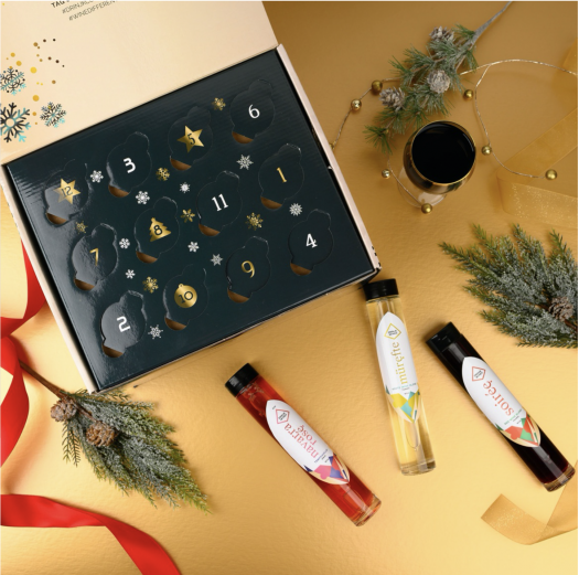 Drinjk's Wine Advent Calendar – Now Available for Pre-Order!