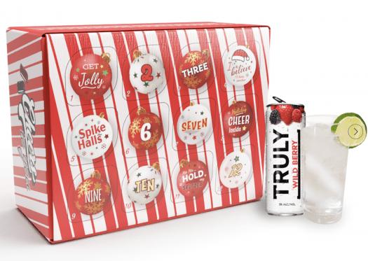 Hard Seltzer Advent Calendar – On Sale Now!