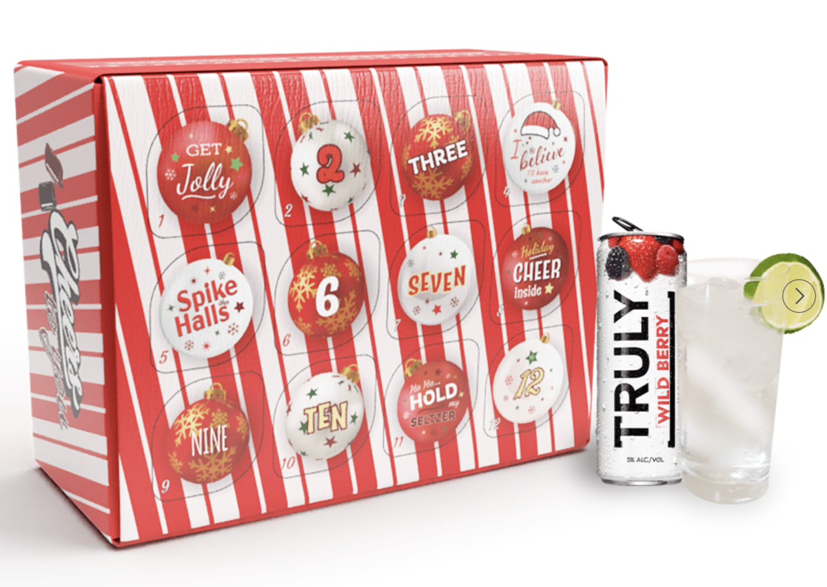 Hard Seltzer Advent Calendar – On Sale Now!