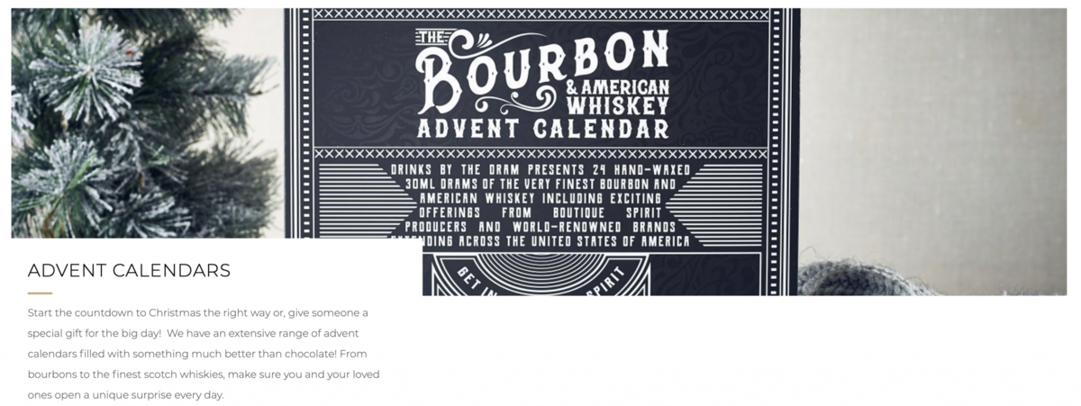 The Spirit Co. 2020 Spirits Advent Calendars – On Sale Now
