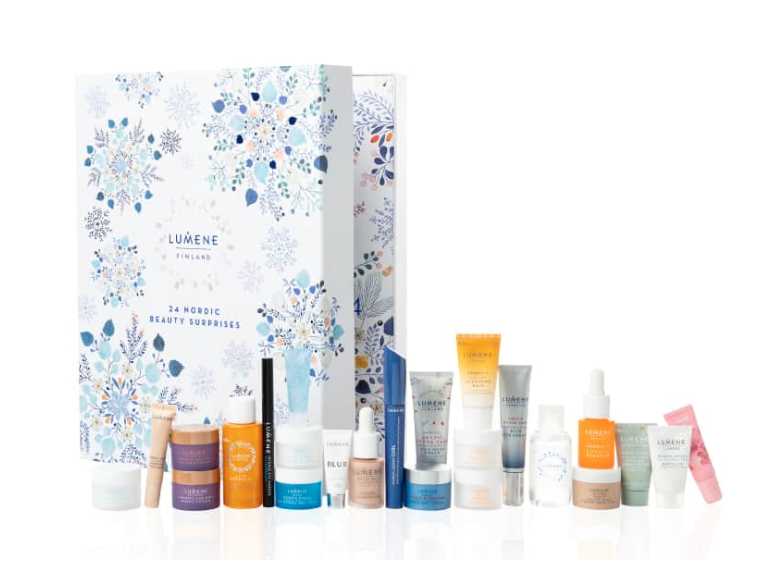 Lumene 24 Nordic Beauty Surprises Advent Calendar – On Sale Now!