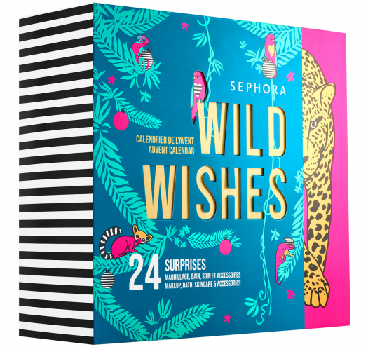 Sephora Collection Wild Wishes Advent Calendar – On Sale Now
