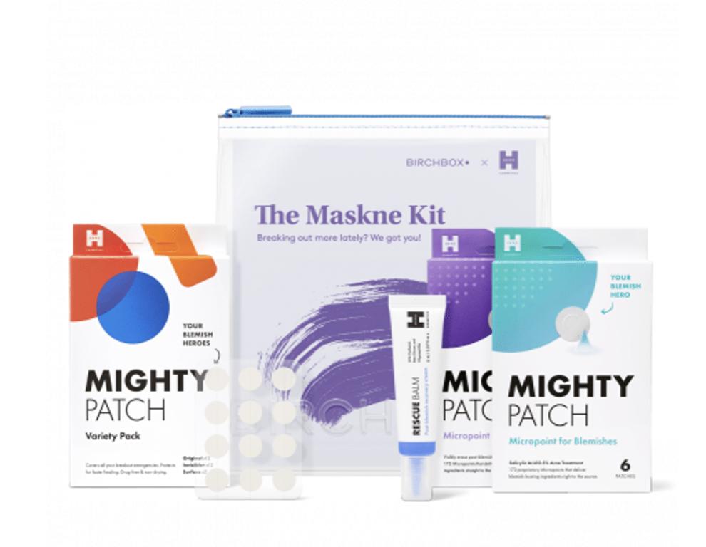 Birchbox The Birchbox + Hero Cosmetics Maskne Kit – On Sale Now