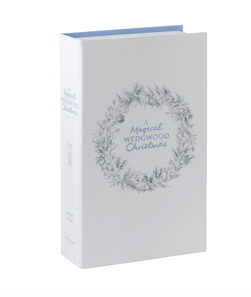 Wedgewood 2020 Advent Calendar Book