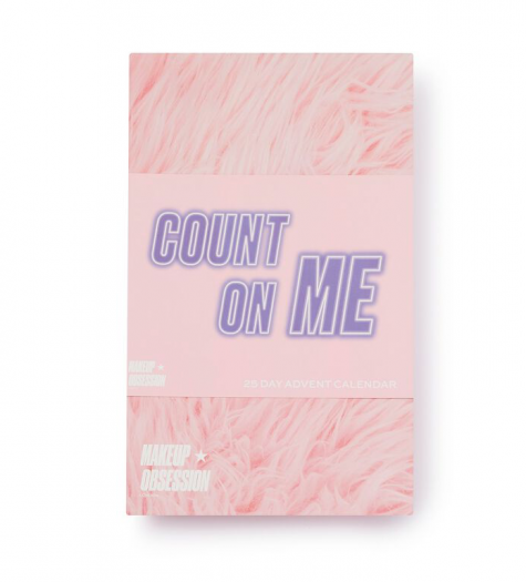 2020 Makeup Obsession Count On Me Advent Calendar  – On Sale Now