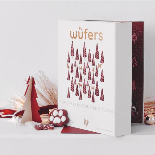 Wüfers Dog Christmas Cookie Countdown Calendar!